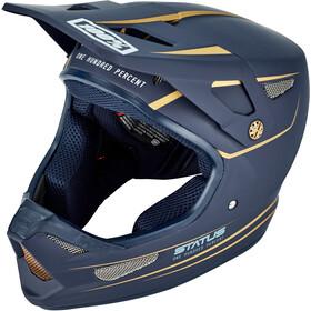100% Status DH/BMX Helmet navy